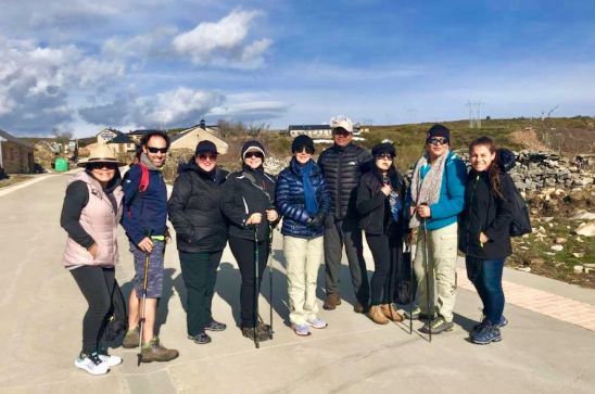 GRUPO CAMINO DE SANTIAGO - A PLUS TRAINING
